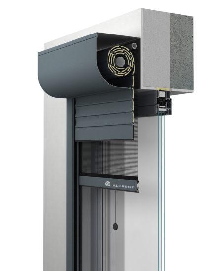 Roleta system adaptacyjny SKP ściana