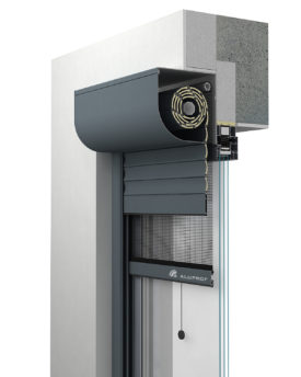 Roleta aluminiowa - SKP wnęka
